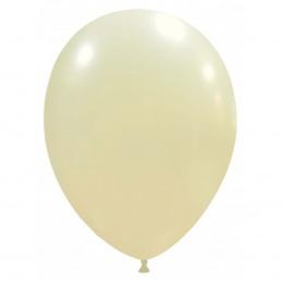 Set 100 Baloane Pearl Metalizate 26 cm
