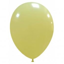 Set 100 Baloane Crem 26 cm