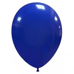 Set 100 Baloane Albastru Inchis 26 cm