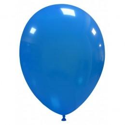 Set 100 Baloane Albastru Deschis 26 cm