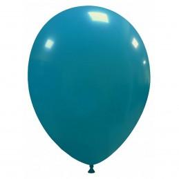 Set 100 Baloane Turcoaz 26 cm