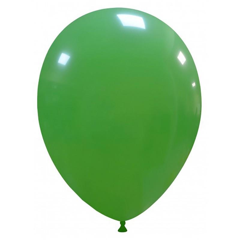 Set 100 Baloane Verzi 26 cm