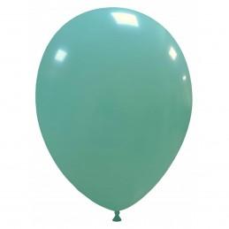 Set 100 Baloane Aqua 26 cm