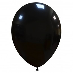 Baloane Negre Profesionale 26 cm