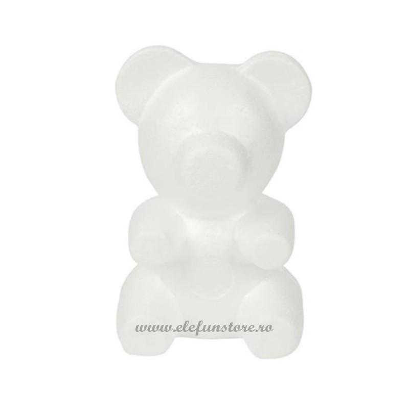 Ursulet din polistiren 20 cm