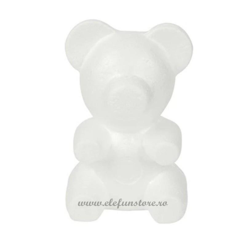 Ursulet din polistiren 30 cm