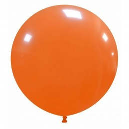 Balon Jumbo Portocaliu 80 cm