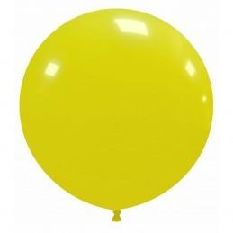 Balon Jumbo Galben 80 cm