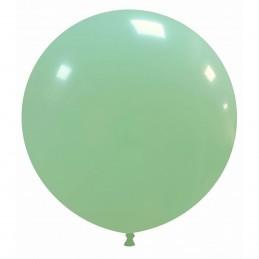 Balon Jumbo Pastel Verde Menta 80 cm