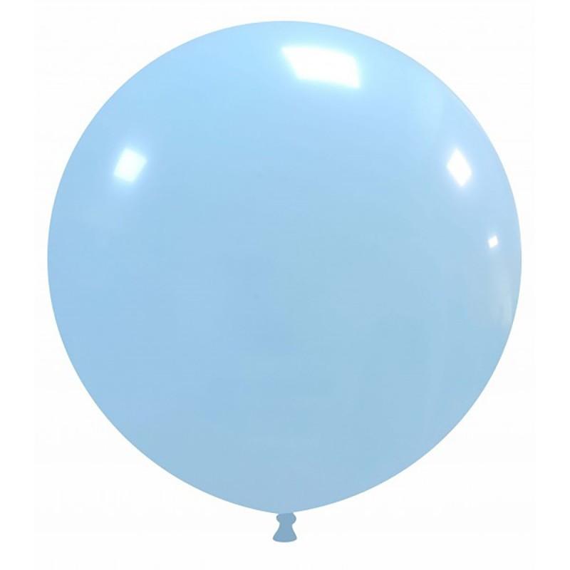 Balon Jumbo Pastel Baby Blue 80 cm