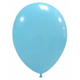 Set 100 Baloane Baby Blue 30cm