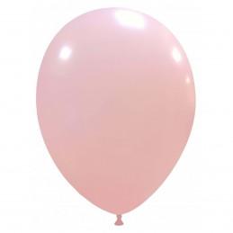 Set 100 Baloane Roz Deschis 30cm