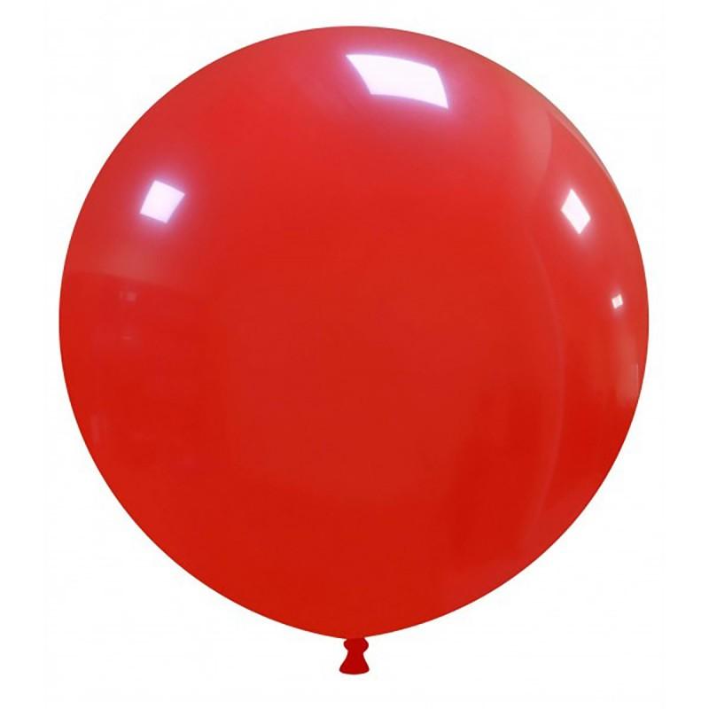 Set 50 Baloane Jumbo Rosii 48 cm