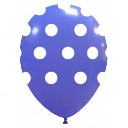 Baloane Pastel Periwinkle cu buline