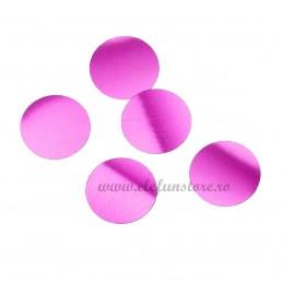 Confetti Rotunde Magenta 25g