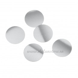 Confetti Rotunde Argintii 25g