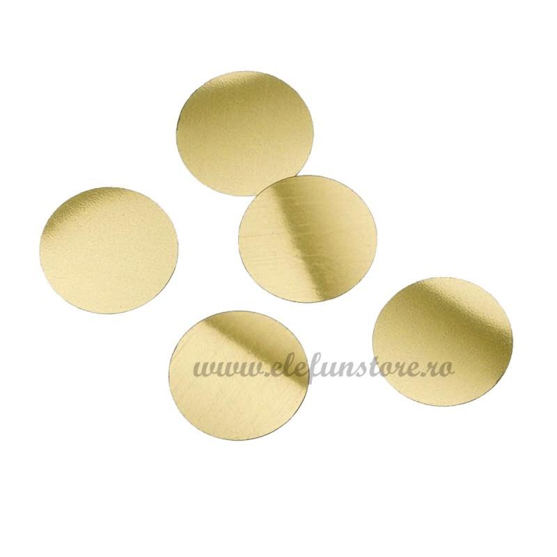Confetti Rotunde Aurii 25g