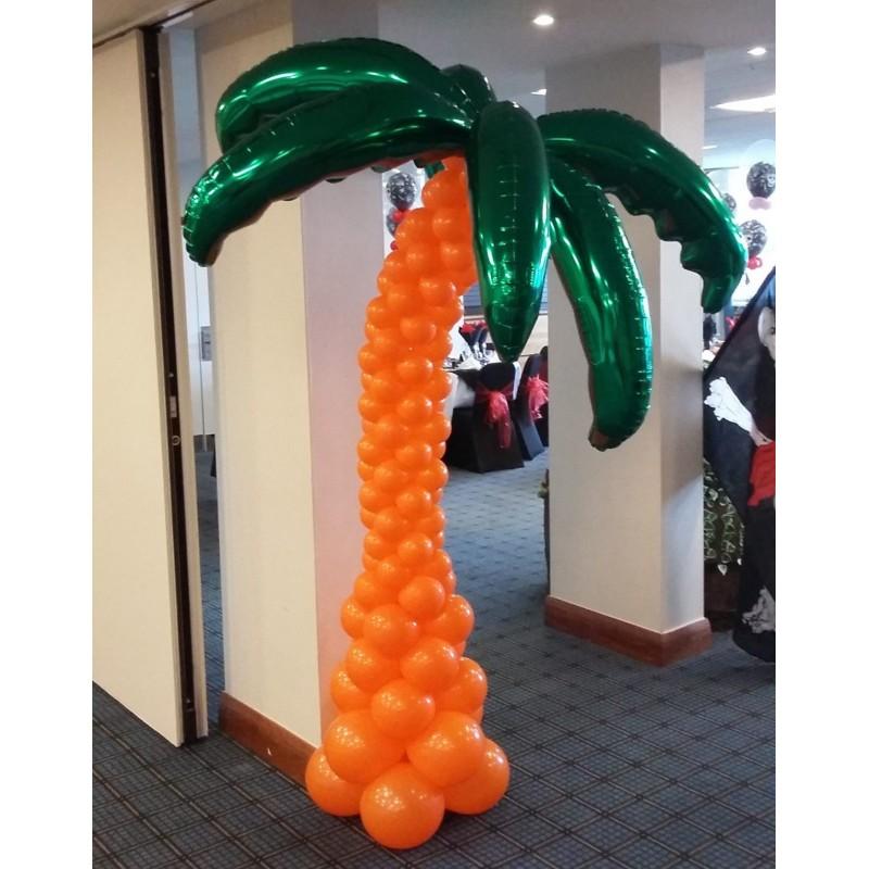 Balon Frunza Palmier 100 cm Verde Deschis