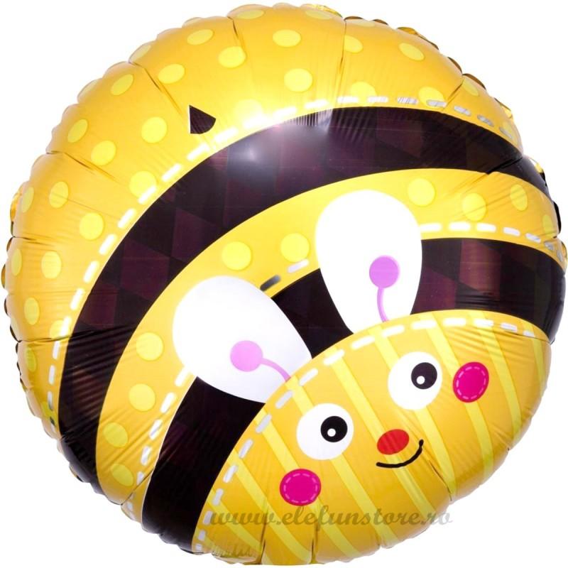 Balon Rotund Albinuta
