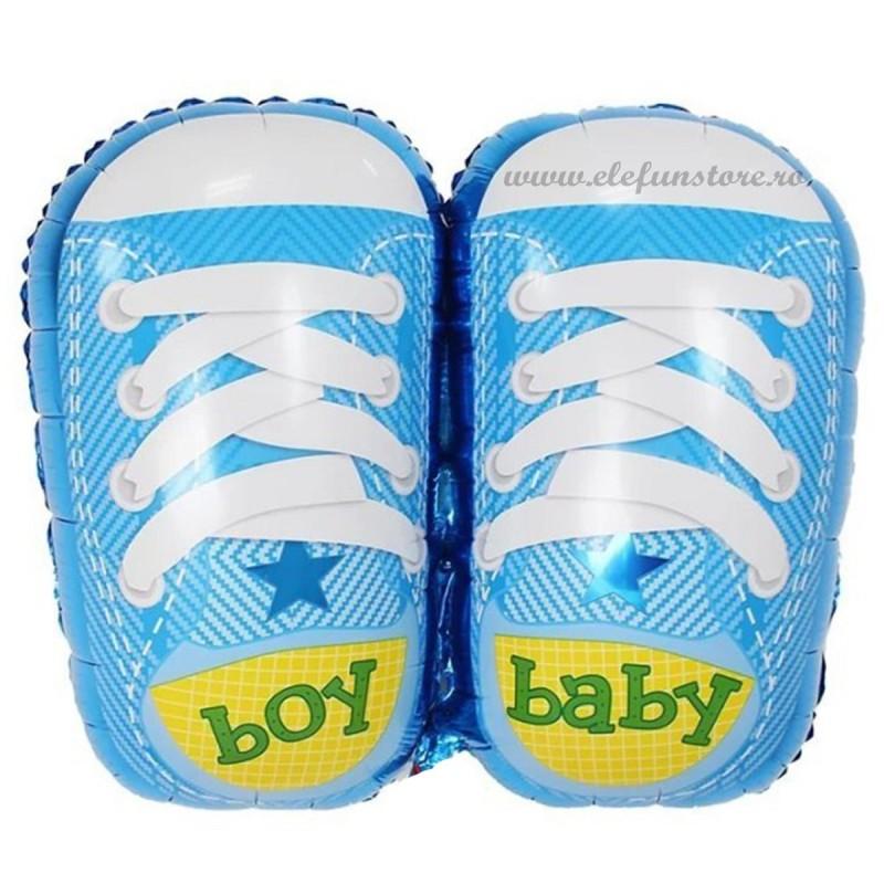 Balon Tenesi Bleu Baby Boy 75cm
