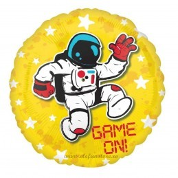 Balon Astronaut Space Game On