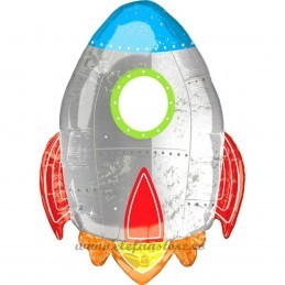 Balon Racheta 75cm Space