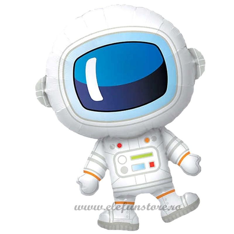 Balon Astronaut 85cm Space