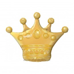 Balon Coroana Aurie 60cm