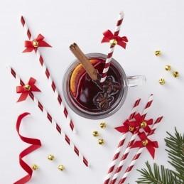 Set 10 Paie de baut cu clopotel Christmas