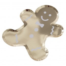Set 8 platouri Gingerbread 29cm