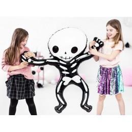 Balon Skeleton Halloween 84cm