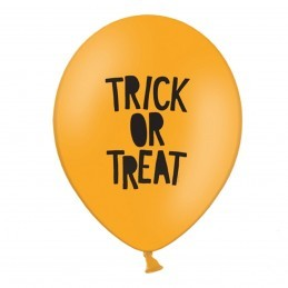 Set 5 baloane Halloween Trick or Treat