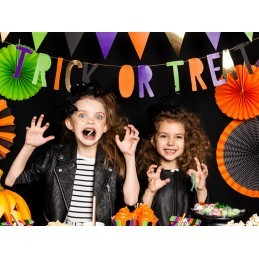 Banner Halloween Trick Or Treat
