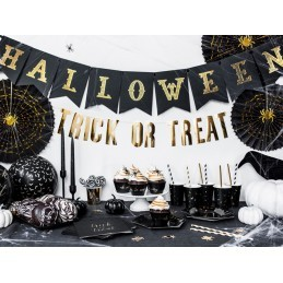 Banner Halloween Trick Or Treat Auriu