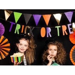 Ghirlanda Stegulete Halloween Trick Or Treat