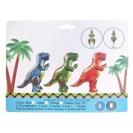 Balon Dinozaur T-Rex 3D 65 cm