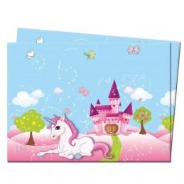 Fata de masa Castelul Unicornilor 180cm