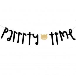 Banner Pisicute Parrrty Time