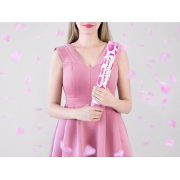 Tun confetti petale trandafir roz 40 cm