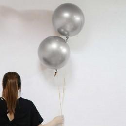Balon BOBO Argintiu 80 cm