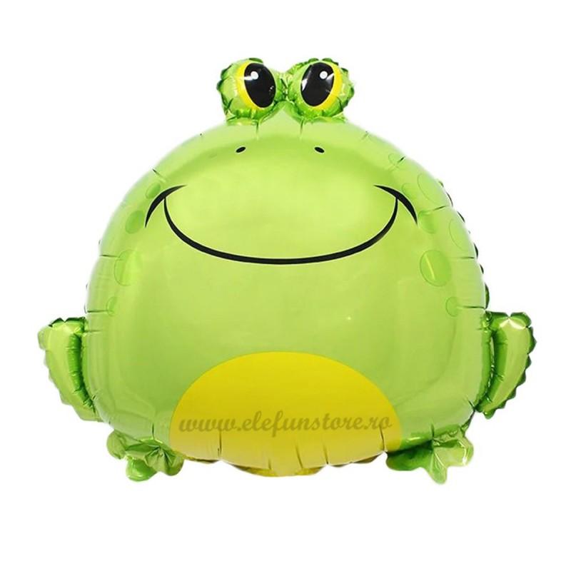 Balon Figurina Broscuta 65cm