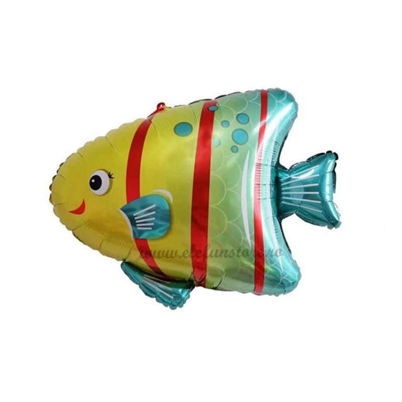 Balon Mini Peste cu Dungi