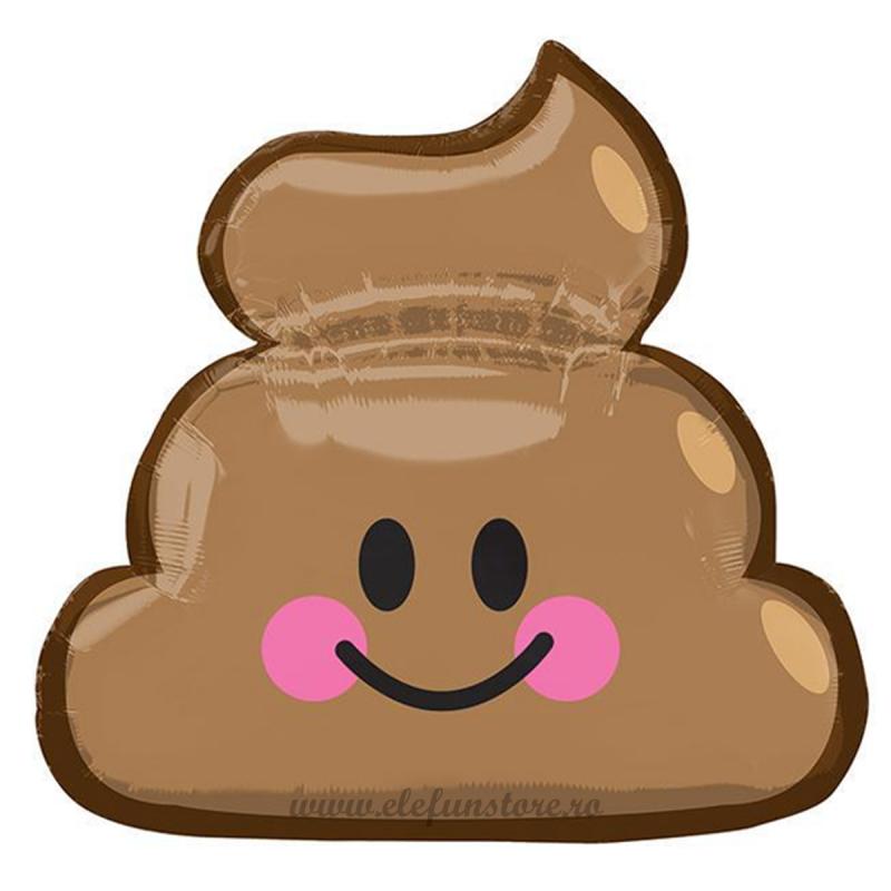 Balon Poop 60 cm