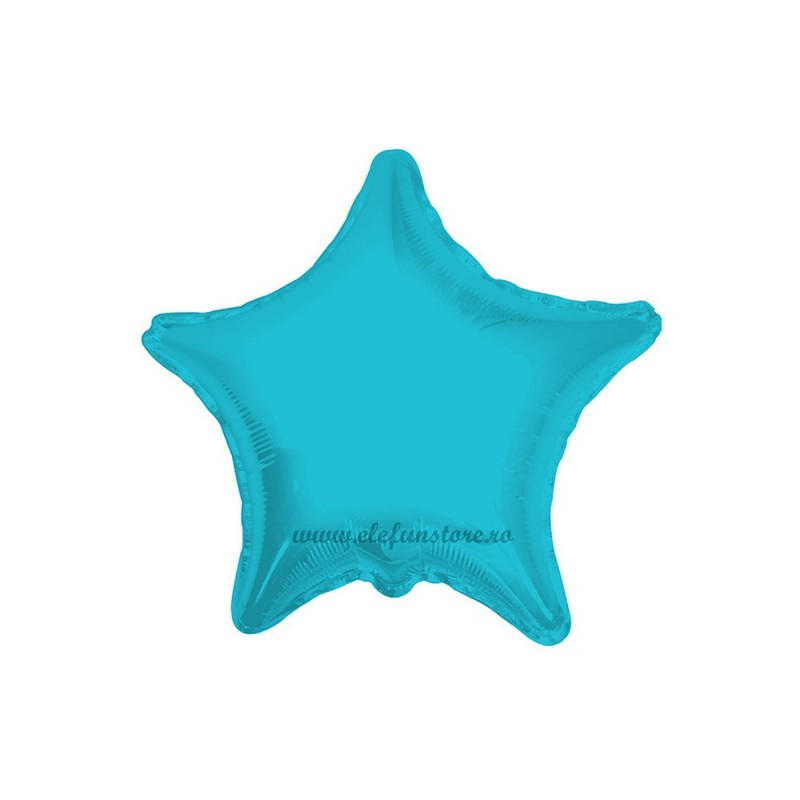 Balon Stea Bleu 25 cm