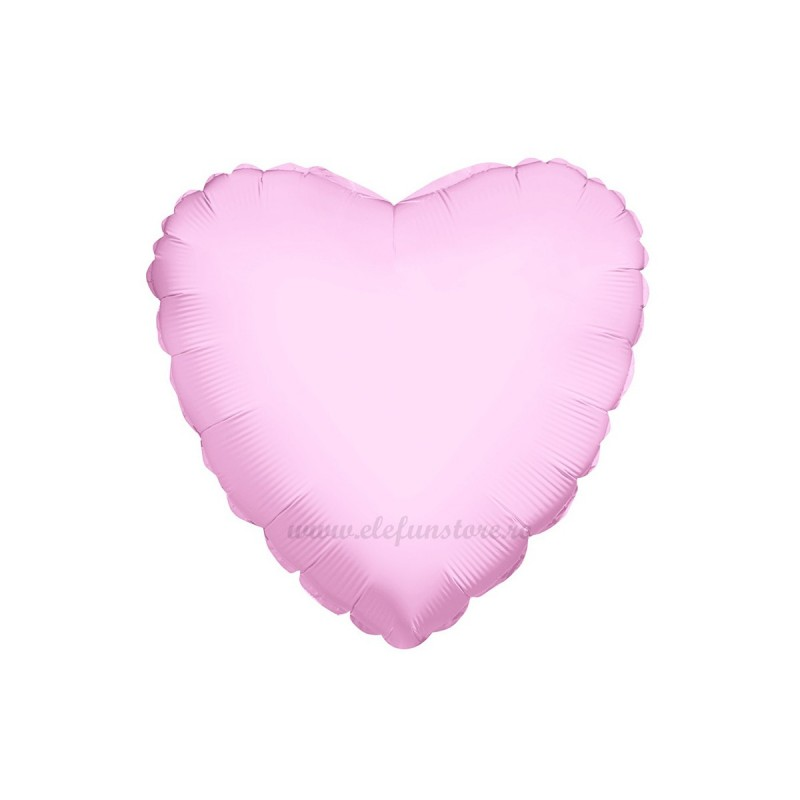 Balon Inima Roz 25 cm