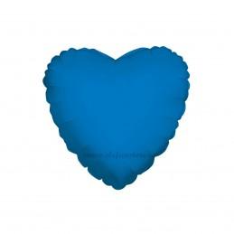 Balon Inima Albastra 25 cm