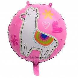 Balon Llama Party Roz