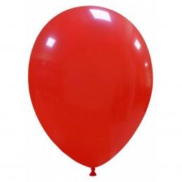 Set 100 Baloane Rosii 30cm