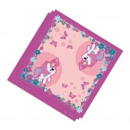 Set 20 servetele Baby Unicorn
