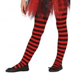 Ciorapi cu dungi rosii 5-9 ani